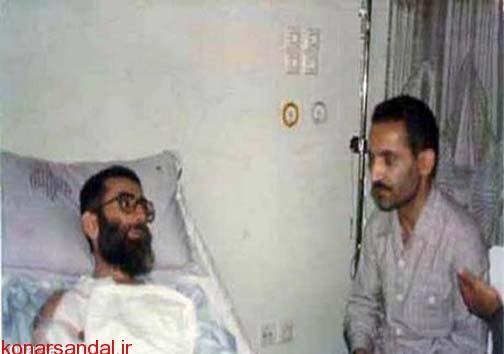 نتیجه تصویری برای تصاویر لحظه ترور رهبر در مسجد ابوذر