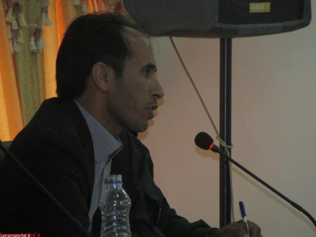 رضا سالاری فر به سمت معاون عمرانی و برنامه ریزی فرمانداری شهرستان عنبرآباد منصوب شد.