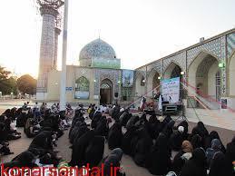 تاسف رابین هود جنوب از اخلال در جشن نیمه شعبان در صحن امامزاده سید احمد ساردوییه