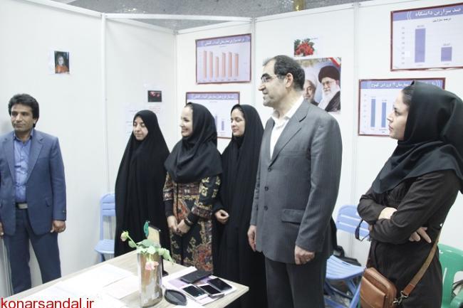 بیمارستان امام حسین(ع) منوجان و معاونت درمان دانشگاه علوم پزشکی جیرفت به عنوان برتر شناخته شدند.
