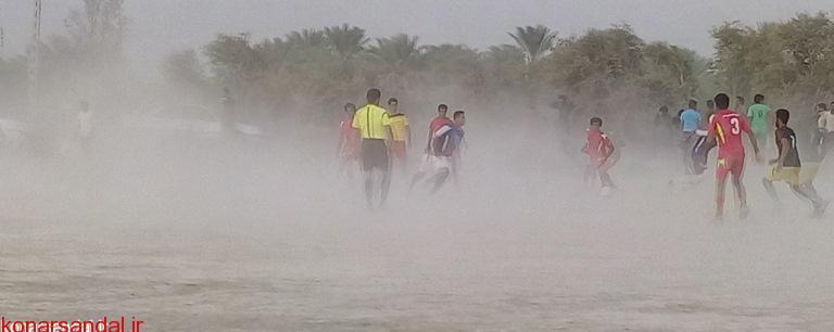 مسابقات فوتبال گرامیداشت دهه کرامت (یادواره شهداء علاالدینی) عصر امروز پایان یافت / تصاویر
