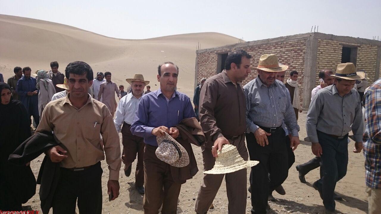 رییس منابع طبیعی قلعه گنج خبر داد: بازدید مهندس سعیدی کیا از روند پیشرفت طرح ترسیب کربن در شهرستان قلعه گنج