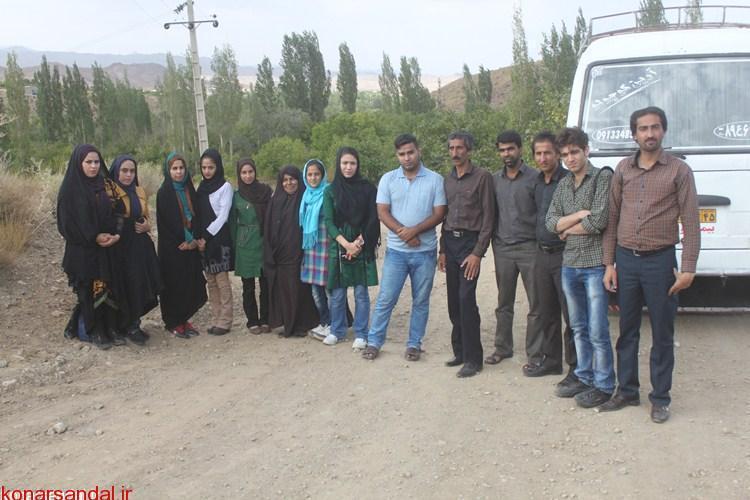 دومین کارگاه آموزشی انجمن اهل قلم جیرفت در ساردوئیه برگزار شد