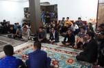 شور و شعف دانشجویان دانشگاههای جیرفت در جلسه هم اندیشی با بهزادنژاد / تصاویر