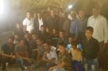 جلسه آموزشی و مشاوره برای کشاورزان روستای ساغری توسط دکتر اعظمی برگزار شد / تصاویر