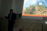 جلسه آموزشی و مشاوره برای کشاورزان روستای بهرامی توسط دکتر اعظمی برگزار شد