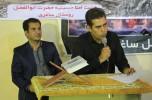 اولین شب شعر عاشورایی روستای ساغری جیرفت برگزار شد / تصاویر