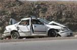 واژگونی پژو پارس در جیرفت دو کشته و شش مجروح بر جای گذاشت