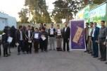 آزمون حقوقی بین دانش آموزان جنوب استان کرمان برگزار شد/ تصاویر
