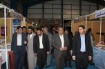 بازدید مسئولین ازسومین نمایشگاه بزرگ کتاب استانی جنوب کرمان /تصاویر