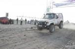 مسابقات اتومبیلرانی و موتورسواری در جیرفت برگزار شد /تصاویر