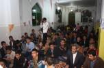 جشن میلاد امام حسن عسکری(ع) درجیرفت / تصاویر