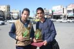 دو برادرشاعر جیرفتی ،به صورت مشترک رتبه دوم شعر آزاد استان کرمان را کسب کردند