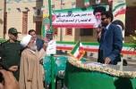 امام جمعه جیرفت: عظمت انقلاب اسلامی ایران در جهان تحول عظیمی ایجاد کرده است /تصاویر