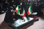 مراسم تلاوت قرآن در مقبره شهدای گمنام توسط مدجویان تحت پوشش کمیته امداد جیرفت /تصاویر