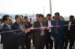 افتتاح ۵ طرح صنعتی به همراه جایگاه سوخت پردیس در جیرفت /تصاویر
