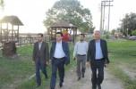 مهمانان نوروزی با خیال آسوده از زیبایی های جیرفت لذت ببرید/بازدید و نظارت دقیق مسئولین/تصاویر