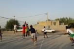 مسابقات والیبال دهیاری های شهرستان عنبرآباد در حال برگزاری است / تصاویر