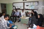 جلسه جلوگیری از گسترش بیماری هپاتیت A برگزار شد+تصاویر