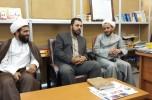 اولین جلسه کاری و رسمی مسؤل بسیج دانشجویی جیرفت برگزار شد / تصاویر