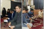 """اولین نشست هم اندیشی موسسه خیریه """"توشه ماندگار هلیل"""" در جیرفت برگزار شد"""
