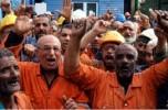 سونامی اعتراض های کارگران شهرداریهای جنوب کرمان