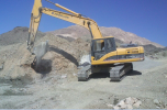 عملیات احداث ساختمان های ثبت احوال قلعه گنج ، منوجان، عنبرآبادو رودبار آغاز شد