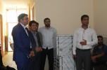 تهیه و اهداء یک دستگاه آبسرکن به بهزیستی عنبرآباد