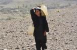 اینجا جنوب کرمان و قربانیان فیش های شهاب سنگی!+تصاویر