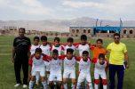 مسابقات قهرمانی فوتبال نونهالان استان به پایان رسید / دانش آموختگان عنبرآباد چهارم شدند / تصاویر