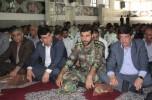 فرماندار جیرفت: امنیت پایدار، عزت و جایگاه ویژه ایران اسلامی در منطقه را مدیون خون پاک شهدا هستیم