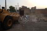 رفع تصرف از اراضی ملی شهرستانهای جیرفت، عنبر آباد و کهنوج