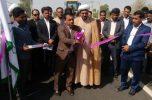 افتتاح چند طرح عمرانی در رودبار جنوب