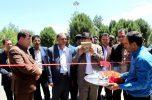 ۲ طرح عمران شهری در بخش ساردوئیه جیرفت افتتاح شد/تصاویر