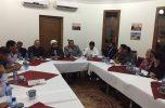 جلسه هم اندیشی مدیران مسول نشریات جنوب کرمان برگزار شد