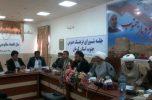 جلسه شورای فرهنگ عمومی جنوب استان به میزبانی رودبارجنوب برگزار شد