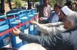 در دولت تدبیر و امید بیش از ۳ هزار هکتار از اراضی جیرفت به آبیاری تحت فشار مجهز شد