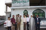 کار پسندیده مسجد حضرت زهرا(س) جیرفت در بزرگداشت روز خبرنگار / تصاویر