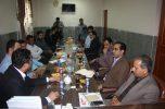 گردهمایی شناسایی افراد مستعد ، آموزش و ارائه راهکاردرخصوص تجارت وبرندسازی در بخشداری مرکزی جیرفت برگزار شد/تصاویر