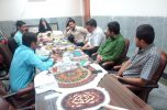 دومین جلسه  آموزش برندسازی صنایع دستی دربخشداری مرکزی جیرفت برگزارشد /تصاویر