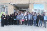 برگزاری کلاسهای آموزشی سرشماری نفوس و مسکن در جیرفت / تصاویر