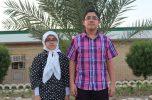 اهداء ۲۵۰ جلد کتاب توسط دو نوجوان جیرفتی به کتابخانه عمومی شهید مدنی جیرفت/تصاویر