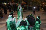 اجرای تعزیه شهادت سرور و سالار شهیدان در پارک حضرت ولیعصر (عج) جیرفت/ تصاویر