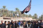 میانچیل جیرفت در روز عاشورا غرق در شور حسینی شد / تصاویر
