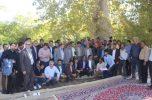 بازدید مدیرکل دفتر تقسیمات وزارت کشور از شهرستان جیرفت /تصاویر