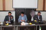 نشست هئیت بازرسی استان با حضور فرماندار جیرفت،بخشداران و تعدادی از دهیاران در فرمانداری جیرفت برگزار شد/تصاویر