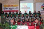 سومین سال برگزاری المپیاد ورزشی درون مدرسه ای در دبیرستان دخترانه شاهد برگزار شد / تصاویر