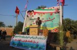 جشنواره آغاز سال زراعی در روستای چمن جیرفت برگزار شد / تصاویر