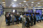 همایش روز بسیج دانشجو و طلبه در جیرفت برگزار شد