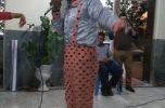 اجرای برنامه های شاد و متنوع و بازدید از بخشهای مرکز توانبخشی جیرفت